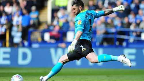Keiren Westwood has been frozen out at Sheffield Wedensday
