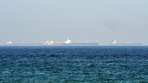 It is the the latest incident involving oil tankers in the Red Sea and Gulf region (file pic)