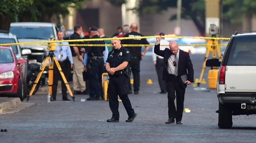 The FBI and local police forces in Dayton are investigating the attack