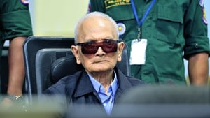 Nuon Chea was sentenced to life in prison last year