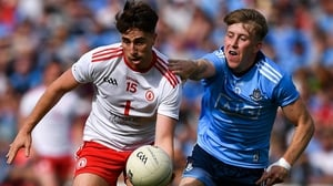 Seán Bugler put in a man of the match display in Omagh