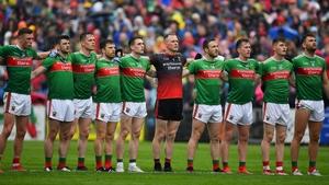 Mayo will face Dublin in next weekend's All-Ireland football semi-final
