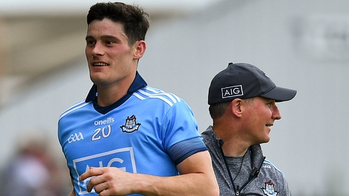 Diarmuid Connolly made his long awaited return to Dublin colours at the weekend
