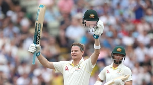 Steve Smith's second century puts Australia in a strong position heading into the final day