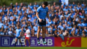 Diarmuid Connolly was back in blue