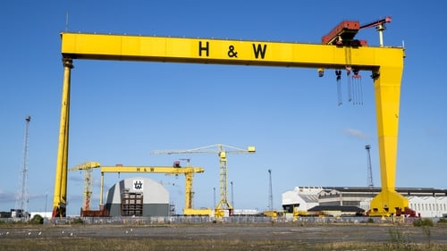 Harland and Wolff: Belfast shipyard bought by UK firm