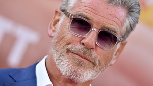 Pierce Brosnan will appear with Will Ferrell and Rachel McAdams
