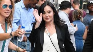 Shannen Doherty agreed to join 90210 re-boot after death of Luke Perry