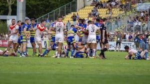 The controversial clash took place in Perpignan
