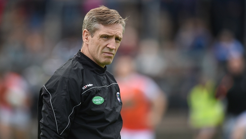 McGeeney has been in charge for the past five years