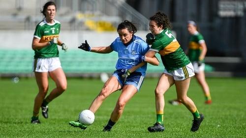 Dublin's Niamh McEvoy