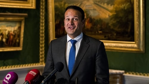 Leo Varadkar is concerned over the record levels of damage to the Amazon rainforest