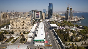 Baku was the most recent circuit added to the calender in 2016