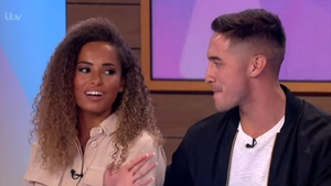 "Amber Gill - ""We're exclusively dating, but we're not official yet"""