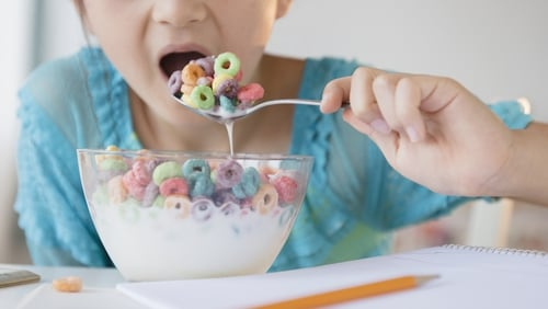 """The study listed """"free sugars"""" as the highest risk factor for tooth decay in toddlers."""