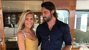 Ben Foden revealed his marriage to new girlfriend Jackie on Instagram