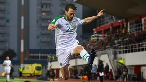 Harry Arter has 15 caps for Ireland