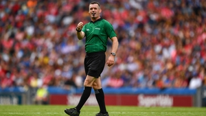 James Owens is set to take charge of a third hurling final