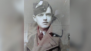 Samuel Gilmour, who was originally from Ballymena, served in the RAF in England during World War II