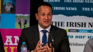 Leo Varadkar said a no-deal Brexit is not inevitable