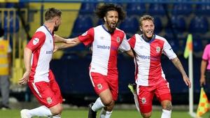 Bastien Hery set up Kirk Millar for the winning goal as Linfield beat Sutjeska