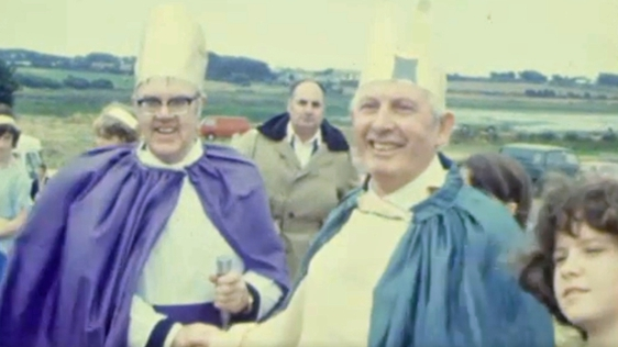 King Of Mummers Crowned