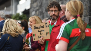 Mayo and Dublin supporters have been left scrambling for tickets for the All-Ireland football semi-final