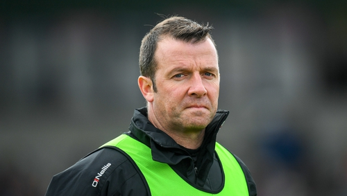 Sligo manager Paul Taylor