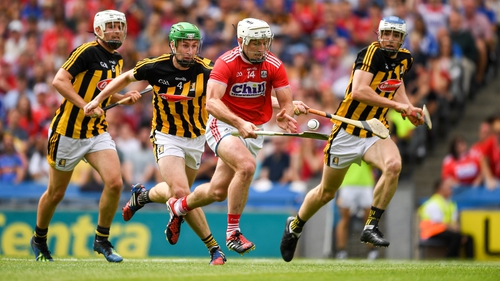 Patrick Horgan has been handed the captaincy for the second time