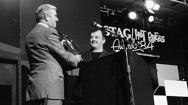 Stag/Hot Press award (1984)