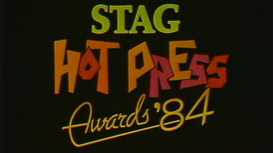 Stag Hot Press Awards '84