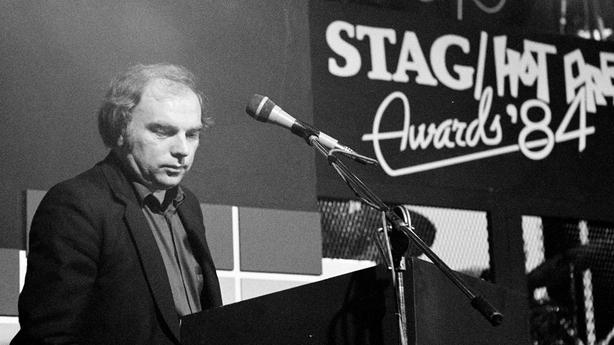 Van Morrison, Stag/Hot Press award (1984)