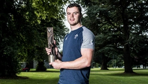 James Ryan is looking forward to the World Cup warm-up series which begins against Italy on Saturday