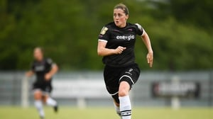 Edel Kennedy got Wexford Youths' only goal of the game
