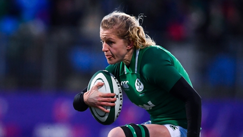 Molloy captained Ireland during the 2017 Rugby World Cup