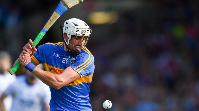 Tipperary will be without hard-working forward Bonner for the final
