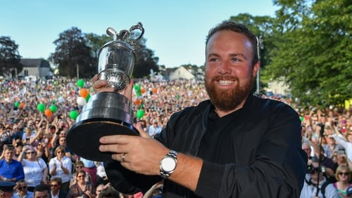 "Shane Lowry: ""Golf is funny because if you don't win one people ask you when you're going to win one."""