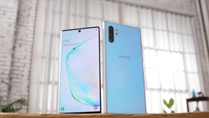There will also be a 5G-ready version of the Note 10+