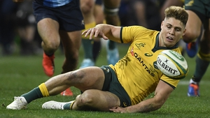 O'Connor had his Rugby Australia contract torn up in 2013 but Wallabies coach Michael Cheika brought him back into the green and gold as a replacement in the 16-10 victory over Argentina two weeks ago
