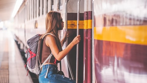 The Interrail programme has led to countless adventures over nearly 50 years. Photo: Getty