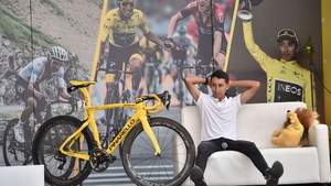 """Egan Bernal: """"Right now I think that I am the same guy that started the Tour in Belgium one month ago"""""""