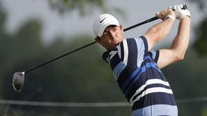McIlroy is contention in New Jersey