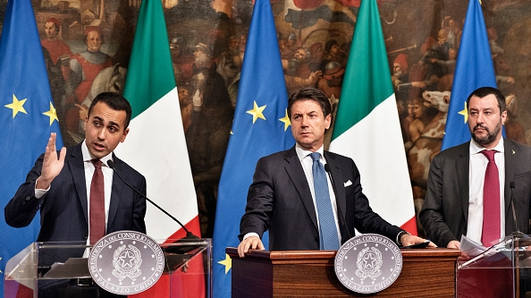 Italian government faces a confidence vote