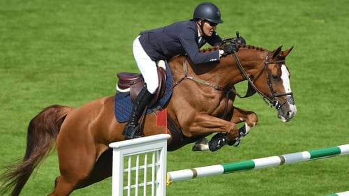 Showjumping could be one of the first sports to return to action