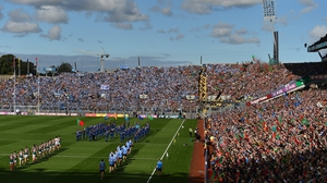 A packed house is expected at Croke Park