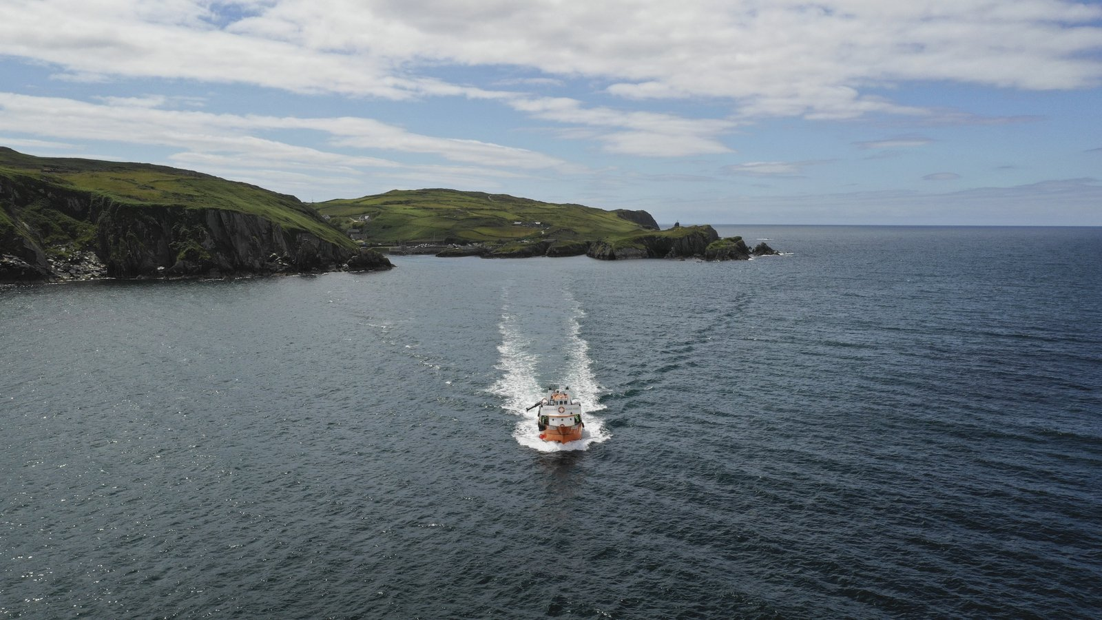 Image - Cape Clear Ferry Service (Pic: Leon Giblin Photography)