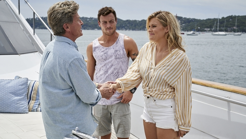 Dean discovers Rick's motives on Home and Away