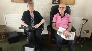 Michael and Geraldine Mooney from Castleblayney were recently informed the centre now only caters for those aged between 18 and 65