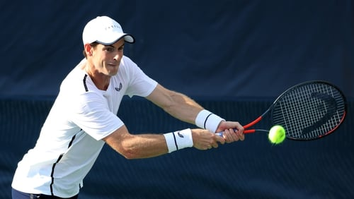 Cincinnati Masters: Murray handed tricky draw, to face Gasquet in first round