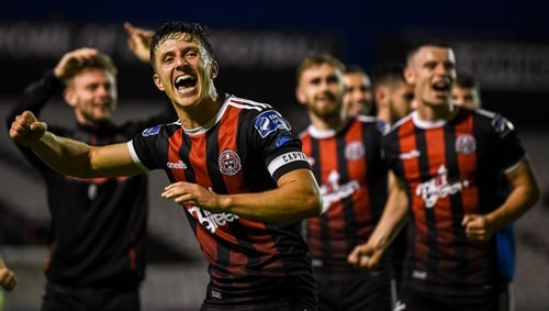 Bohs are back in the Challenge Cup again this year